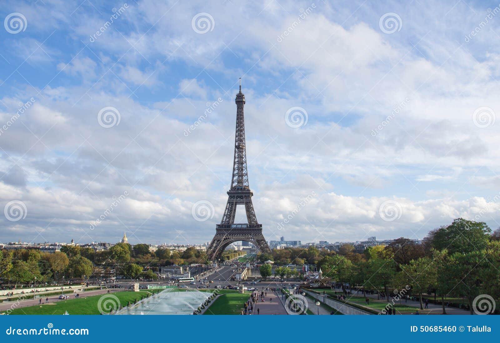 Download 埃菲尔・巴黎塔 库存照片. 图片 包括有 埃菲尔, 假期, 城市, 蓝色, 美丽如画, 巴黎, 秋天, 纪念碑 - 50685460