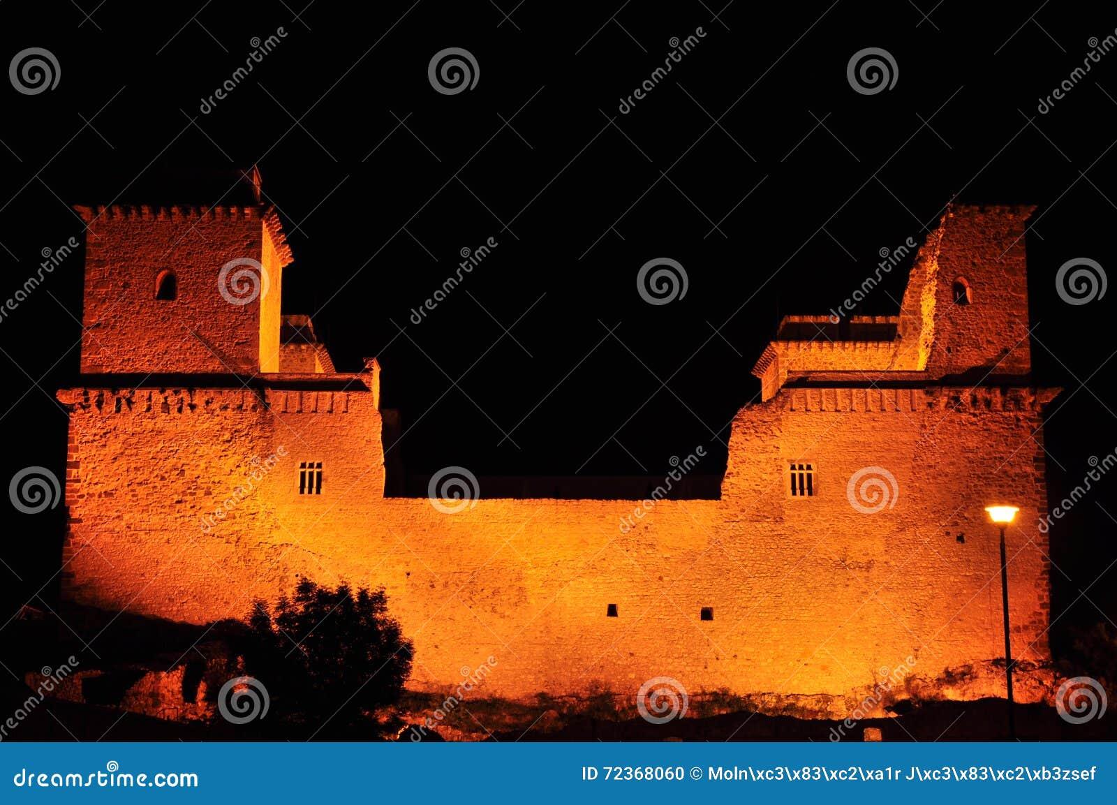 城堡在Diosgyor,米什科尔茨市