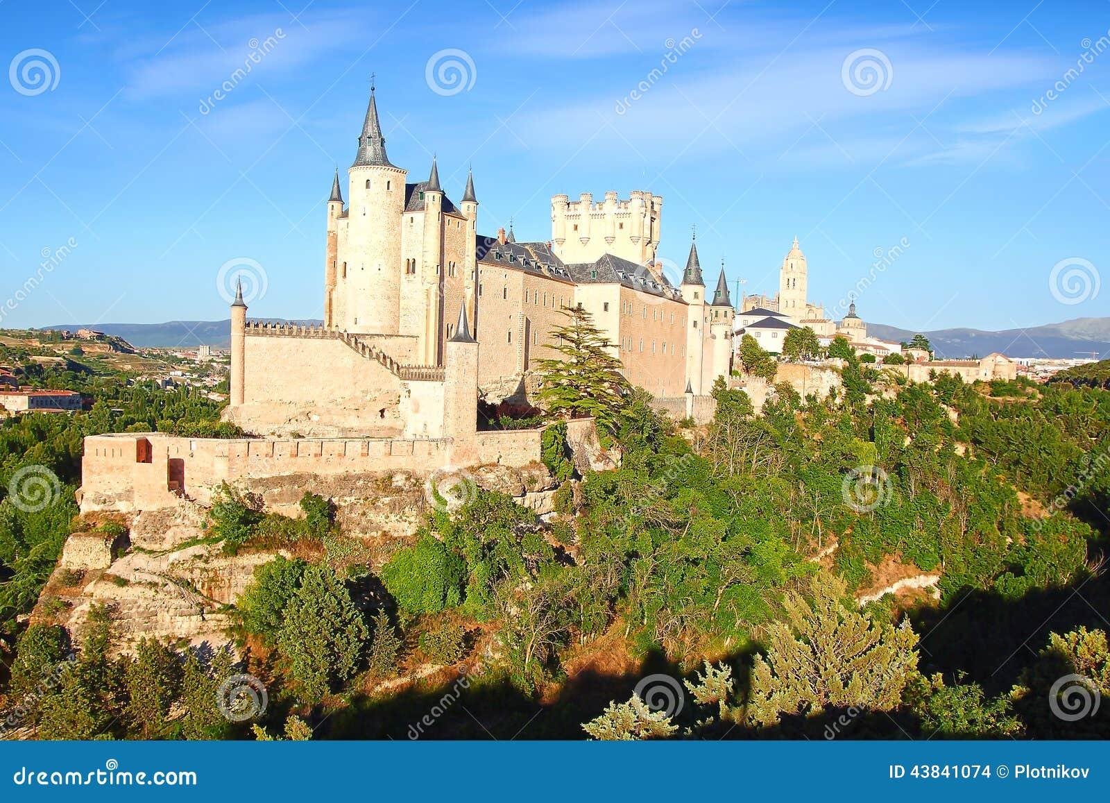城堡城堡 segovia