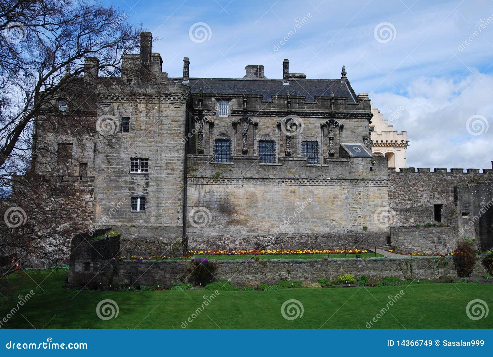 城堡宫殿stirling