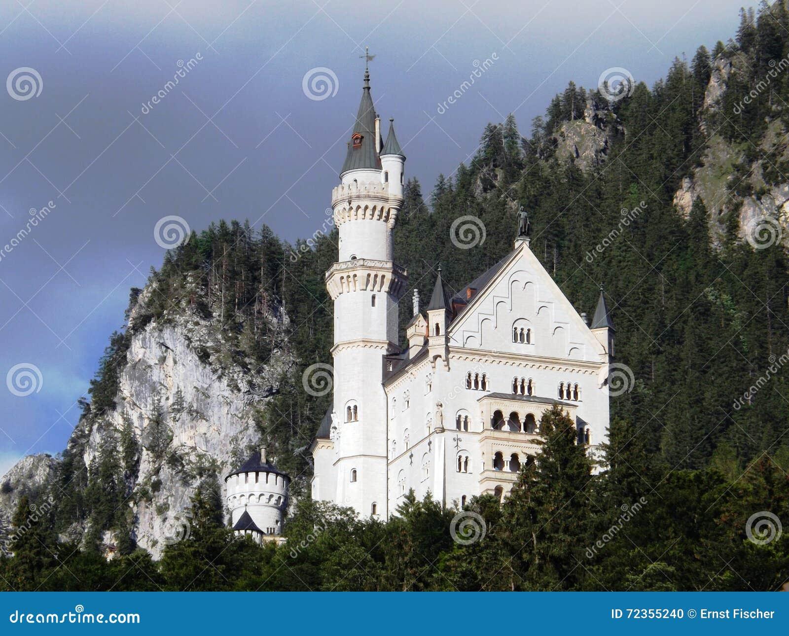 城堡新天鹅堡