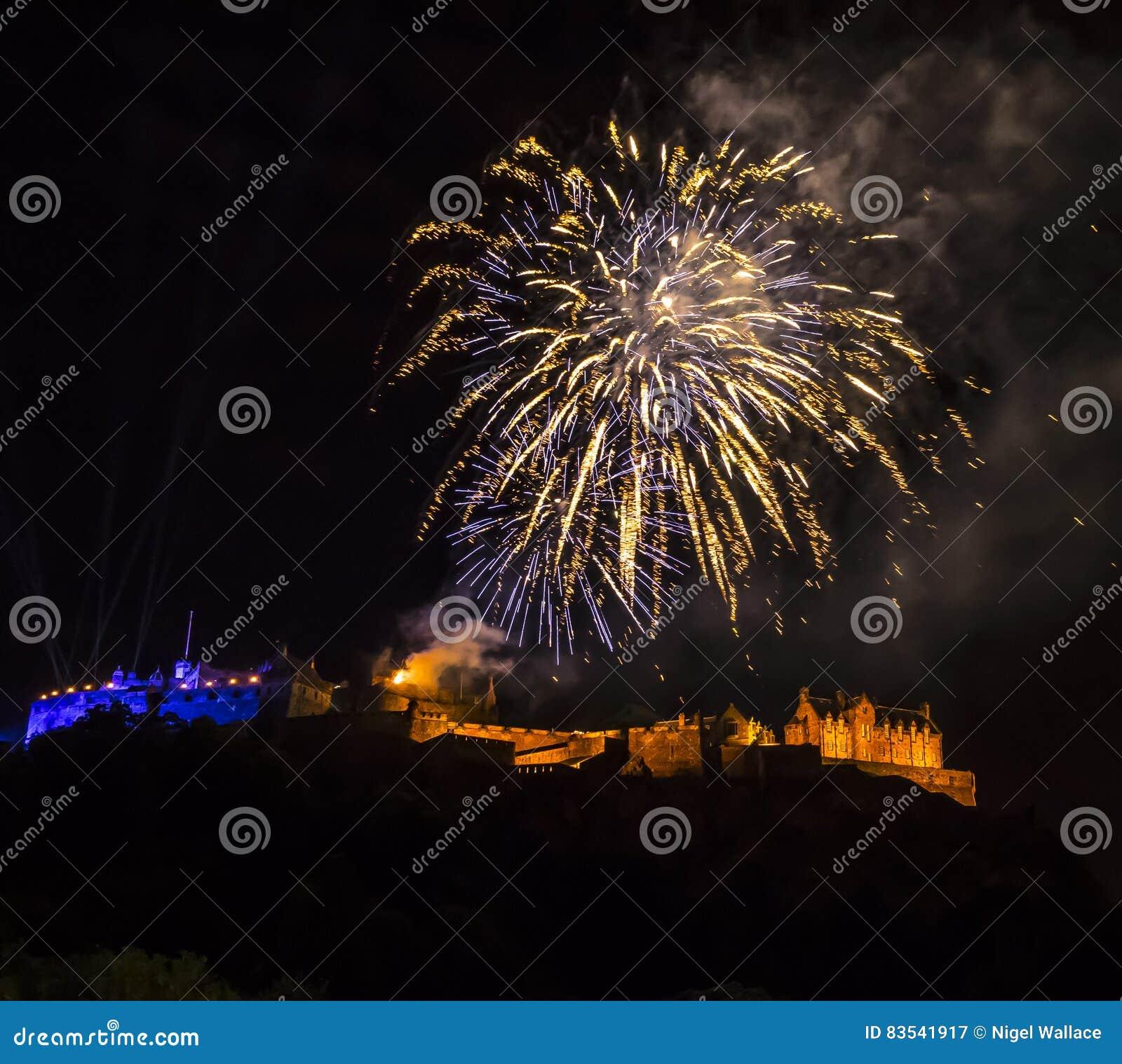 城堡爱丁堡王国苏格兰团结了