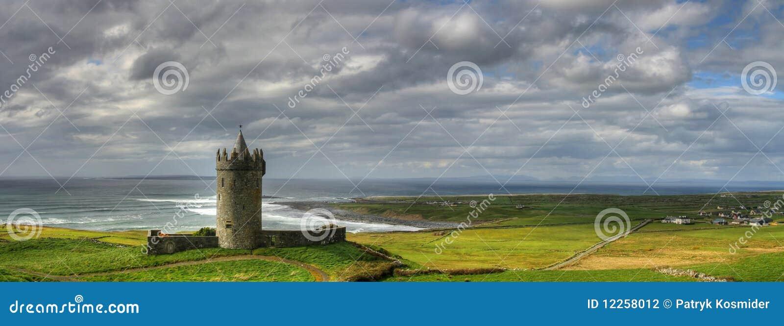 城堡爱尔兰语