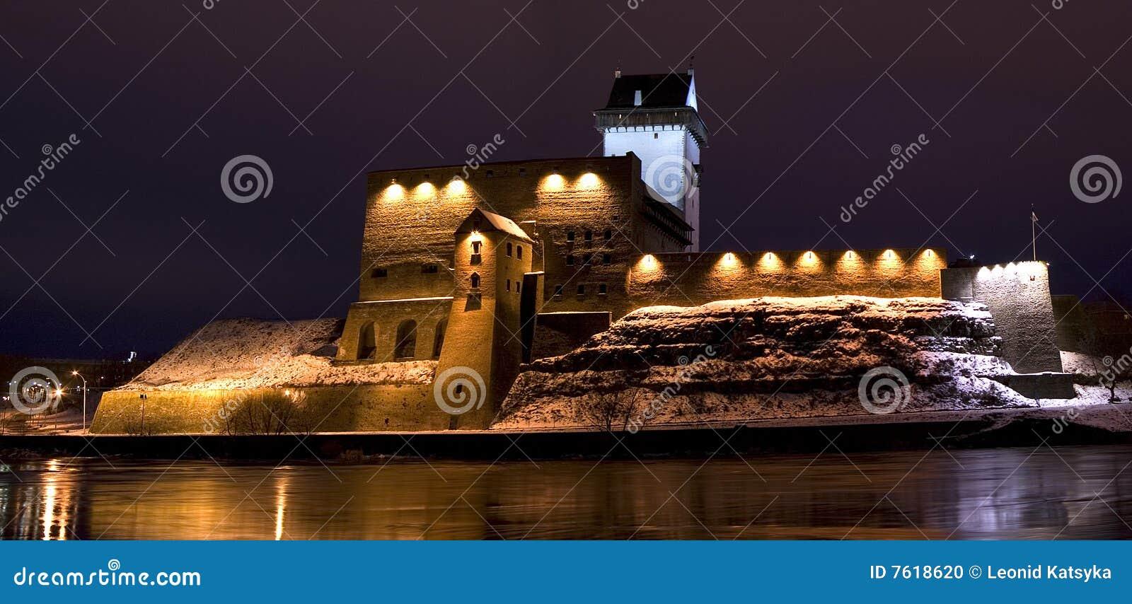 城堡爱沙尼亚herman narva
