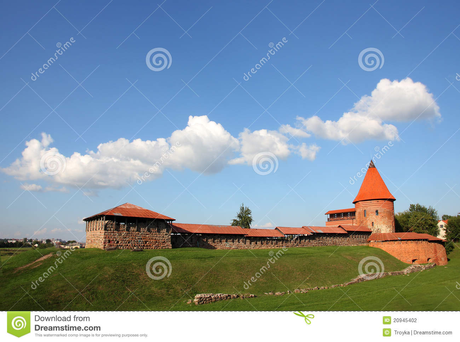 城堡考纳斯老立陶宛