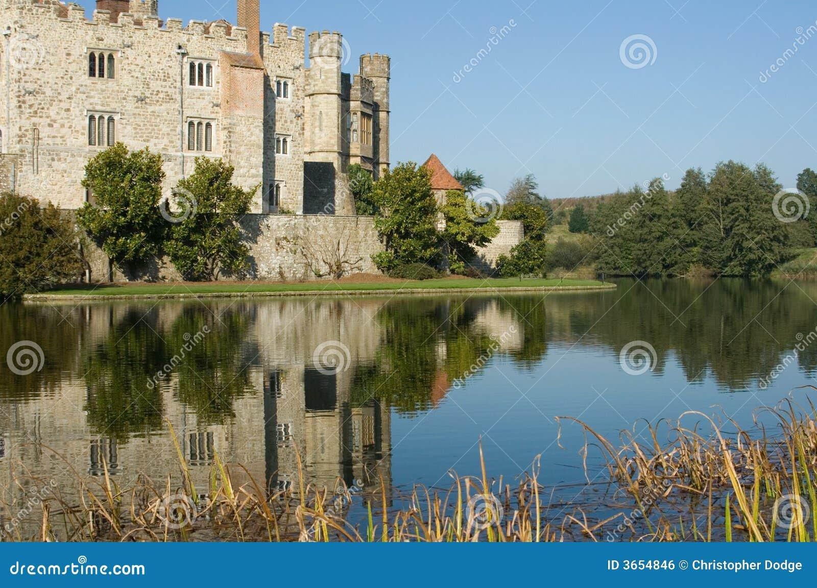 城堡英国美丽如画