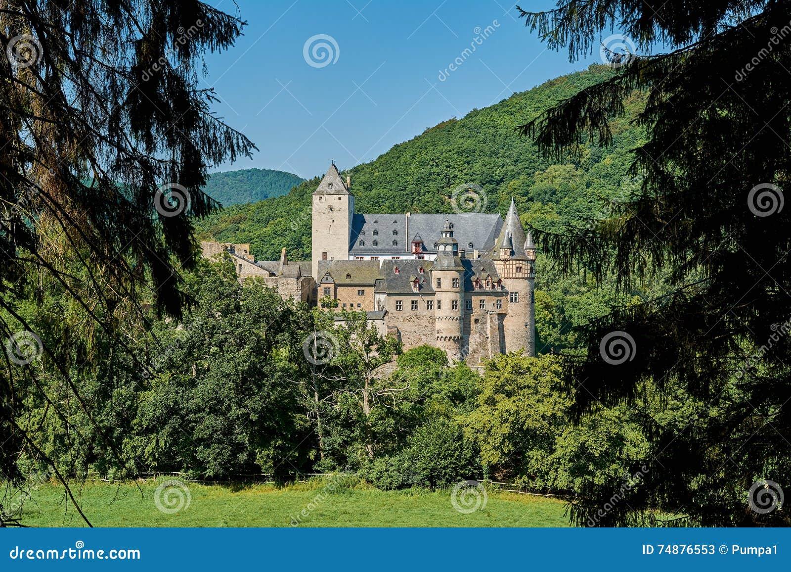 城堡Buerresheim