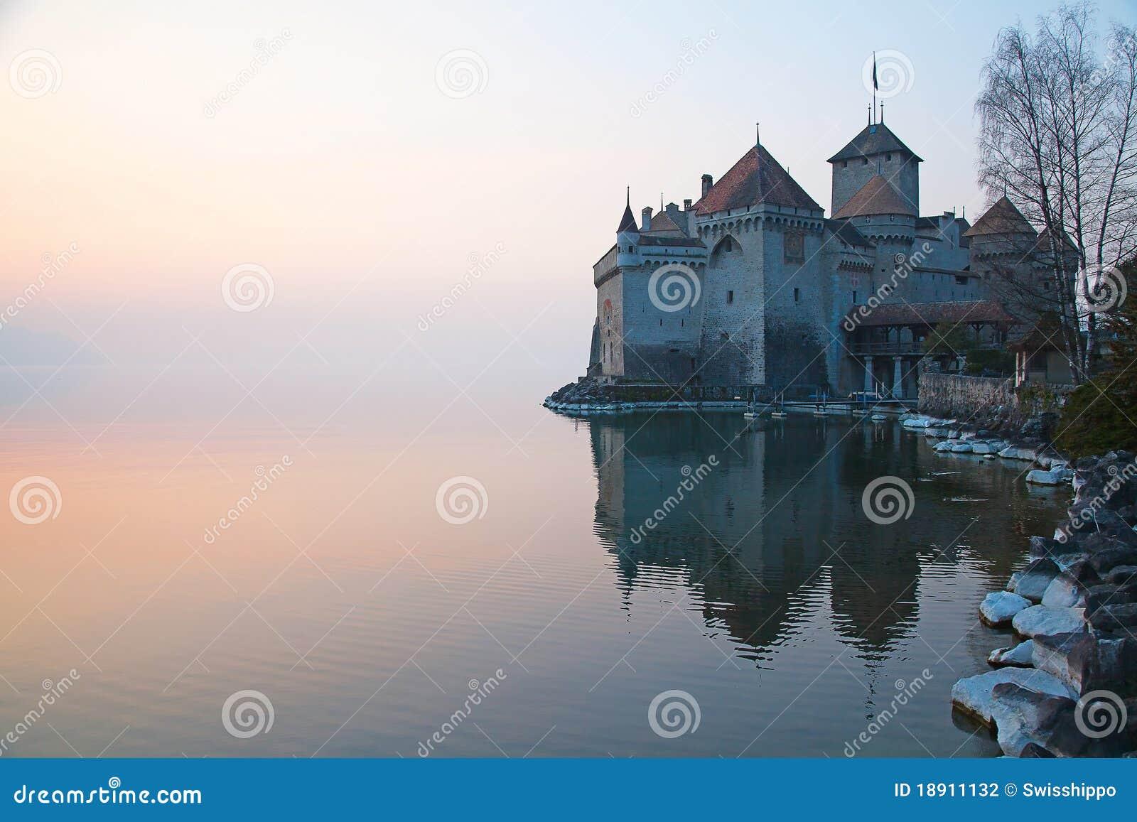 城堡chillon
