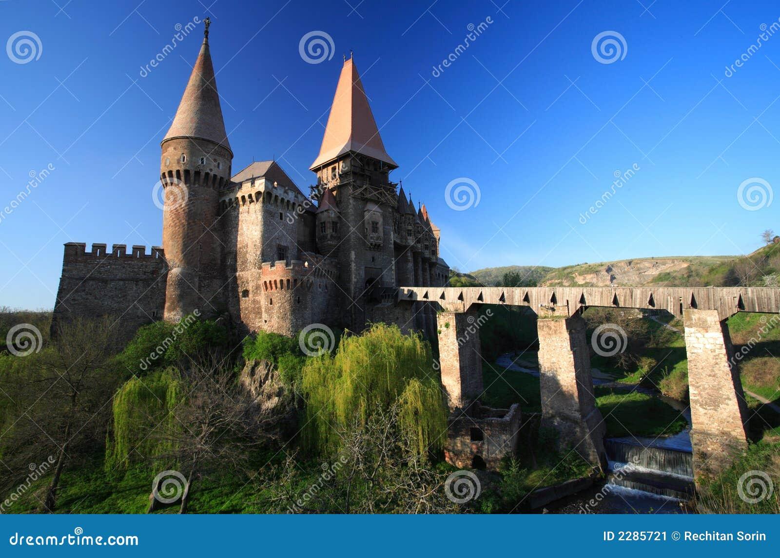 城堡corvinesti