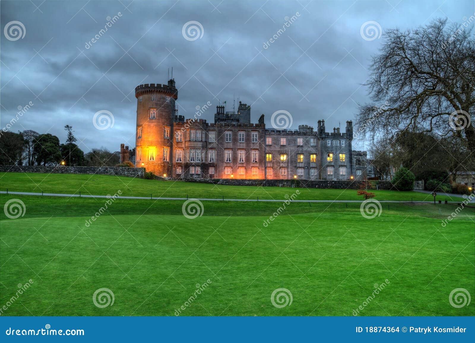 城堡dromoland
