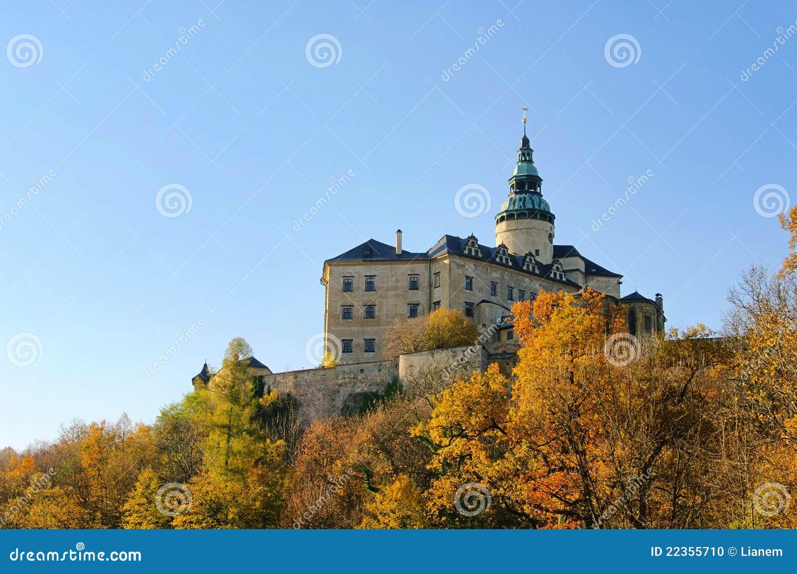 城堡frydland