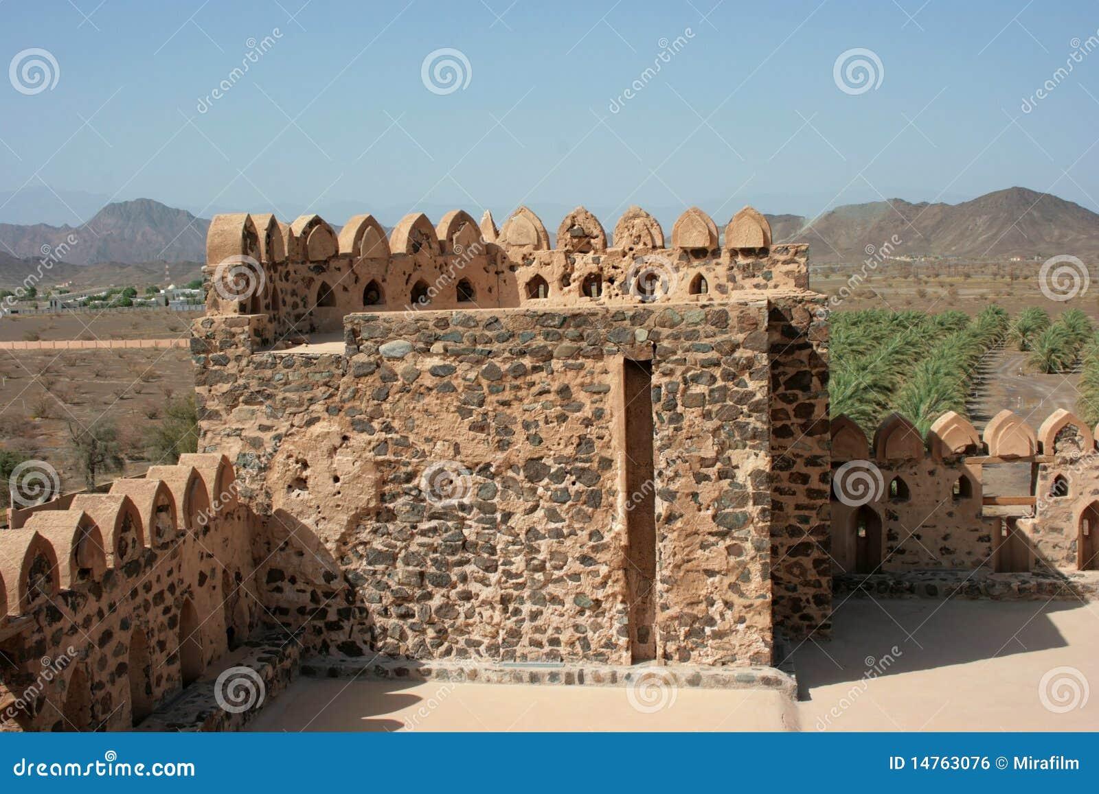 城堡jabreen