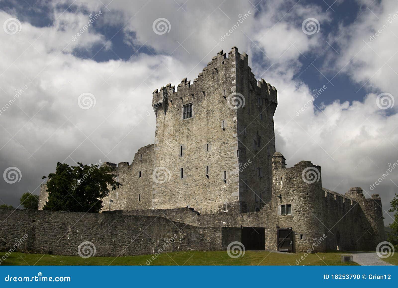 城堡killarney罗斯