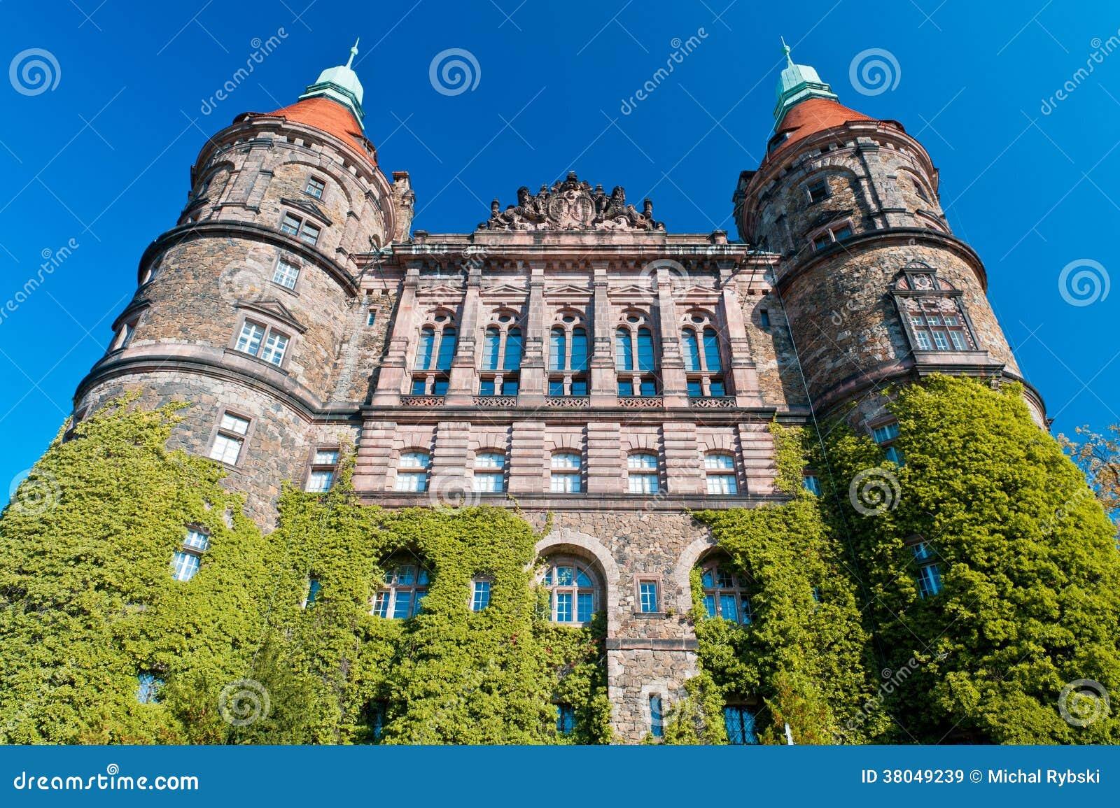 城堡Ksiaz