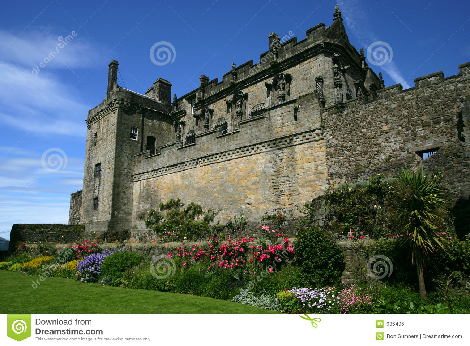 城堡stirling