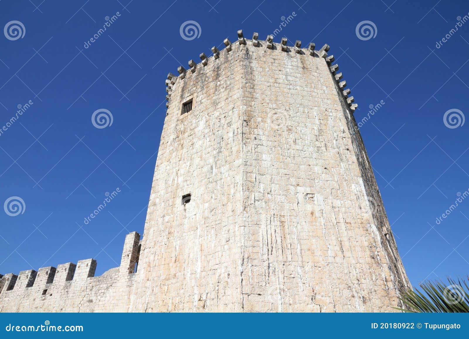城堡trogir