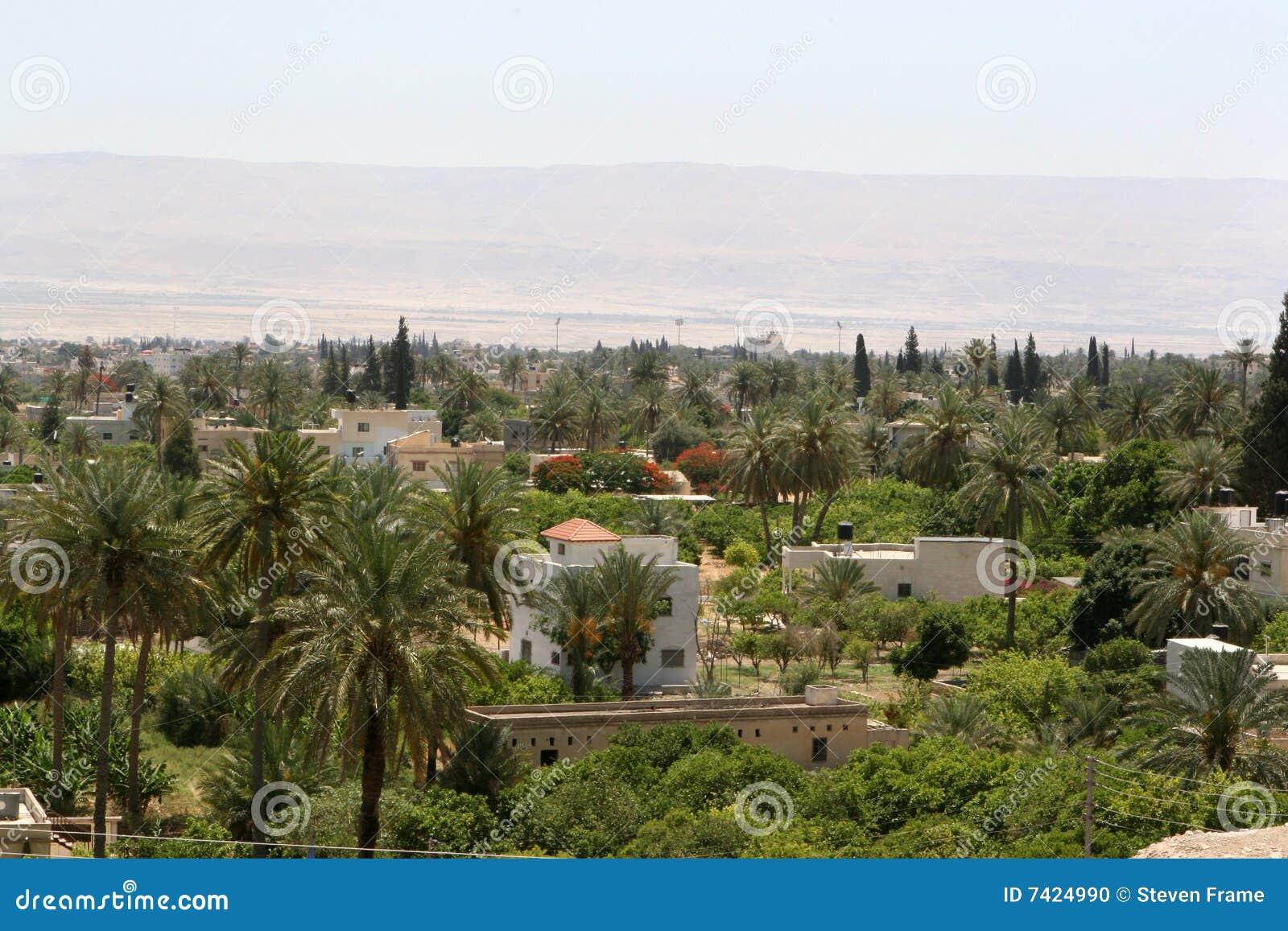 城市以色列耶利哥