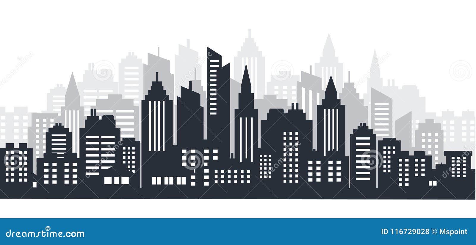 城市剪影土地scape 城市克里姆林宫横向晚上被反射的河 与高摩天大楼的街市风景 全景建筑学政府
