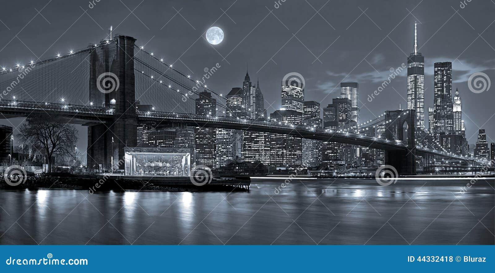 城市新的晚上约克