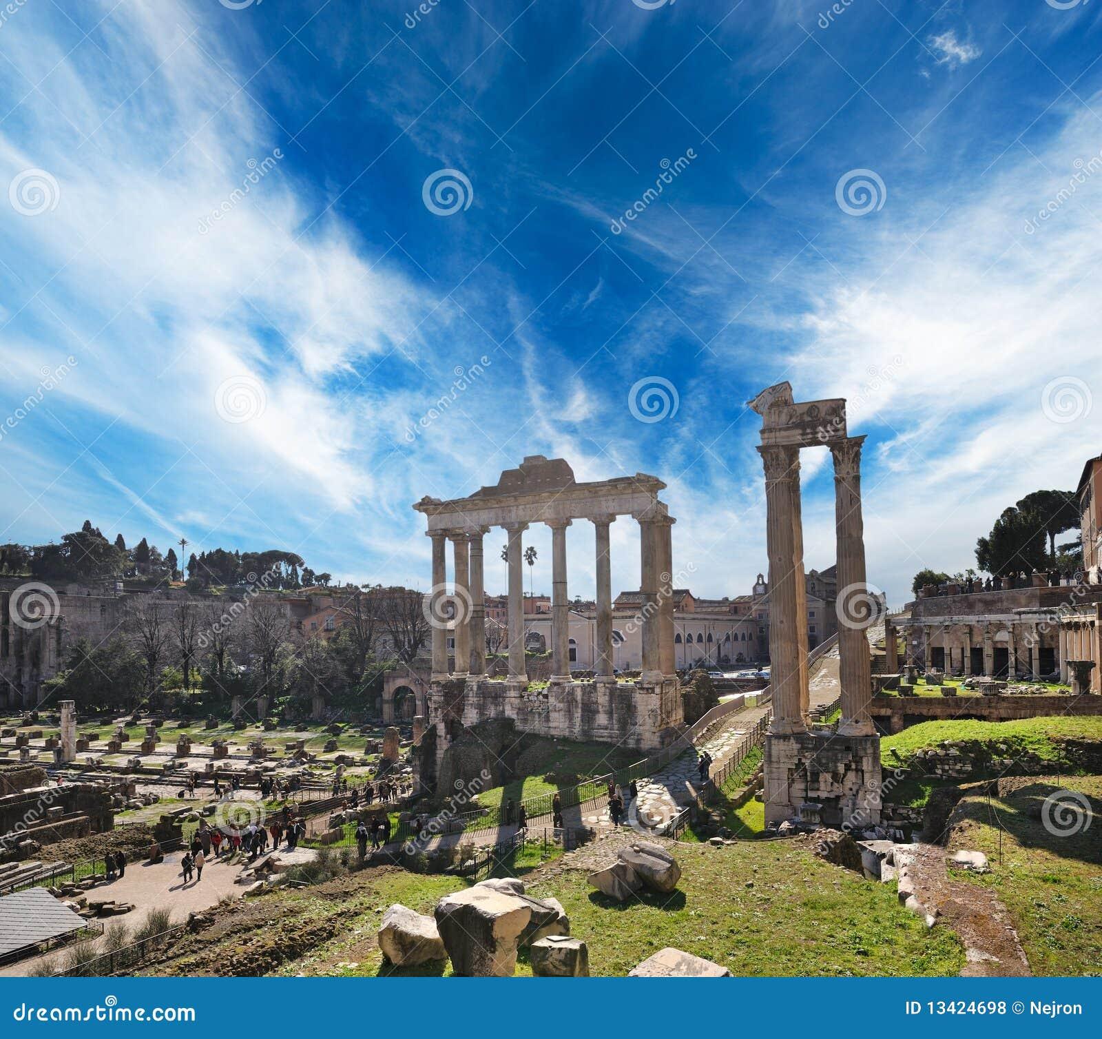 城市老罗马