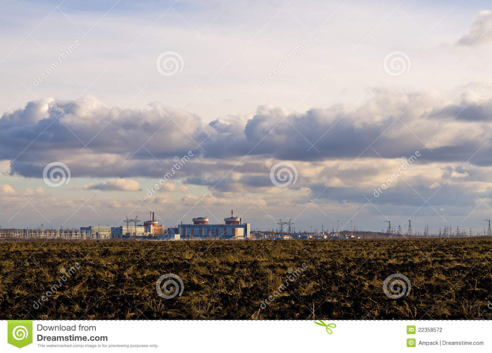 基本nikolaevskaya发电站乌克兰