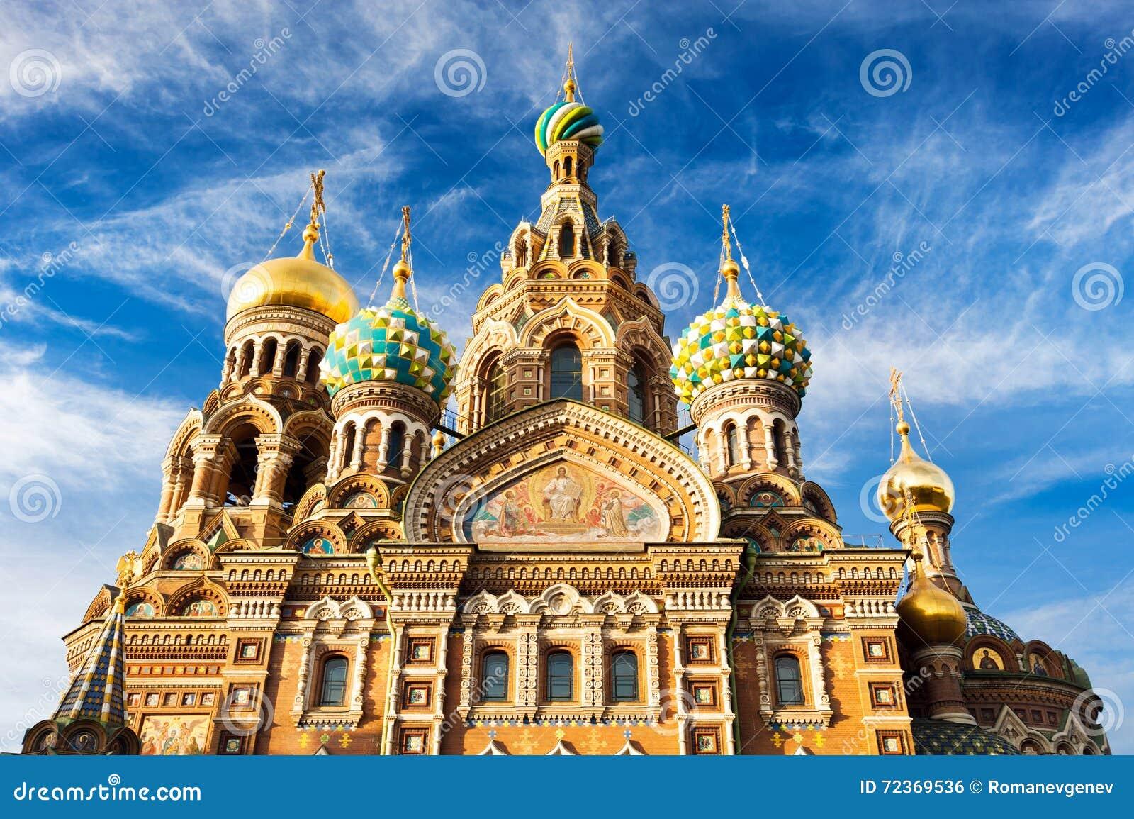 基督(溢出的血液的救主),圣彼德堡,俄罗斯的复活的教会