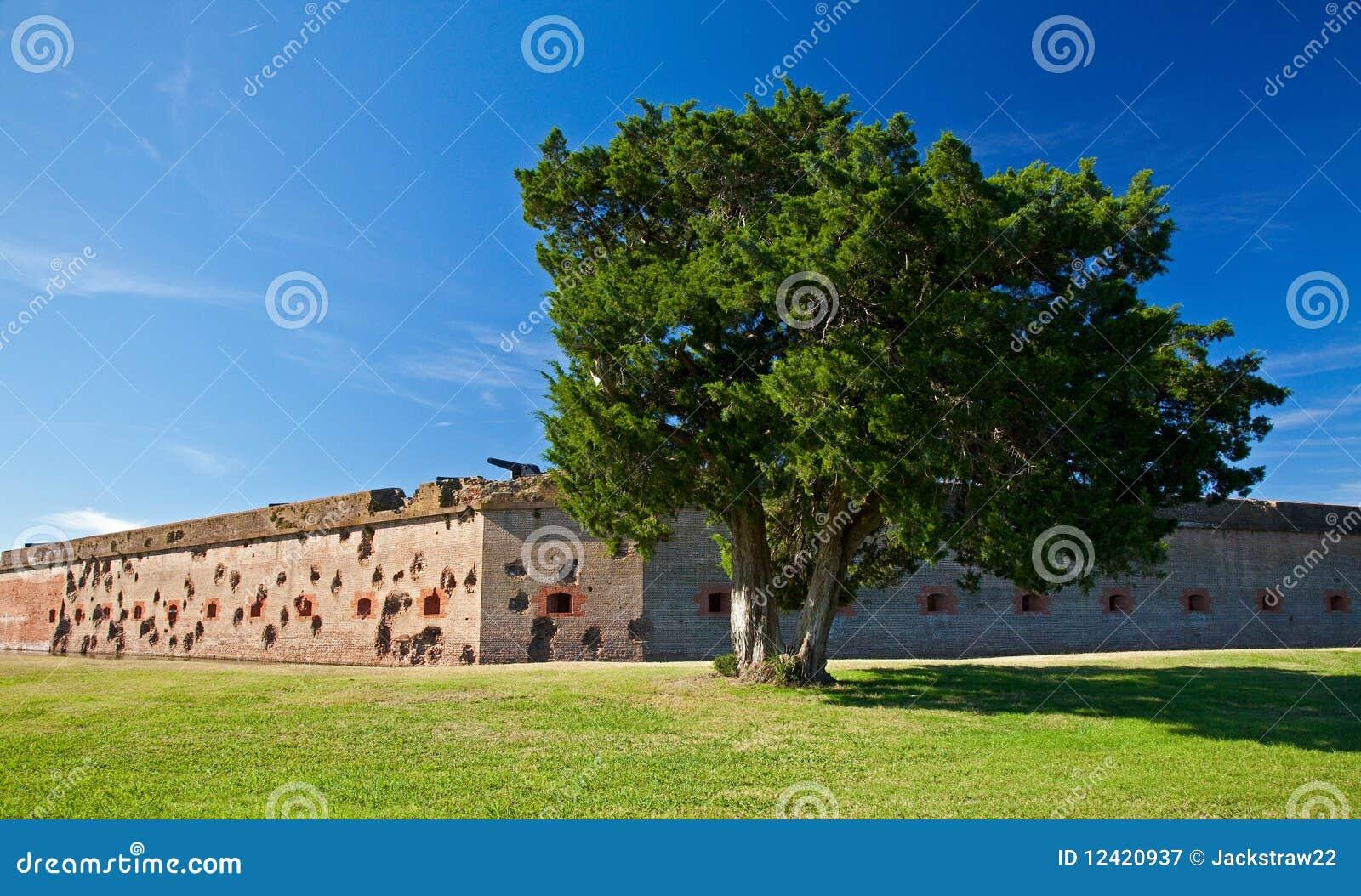 堡垒孤立pulaski结构树