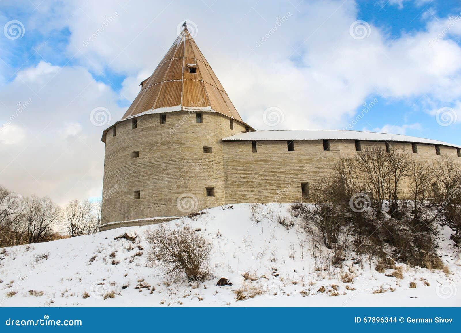 堡垒的箭头塔