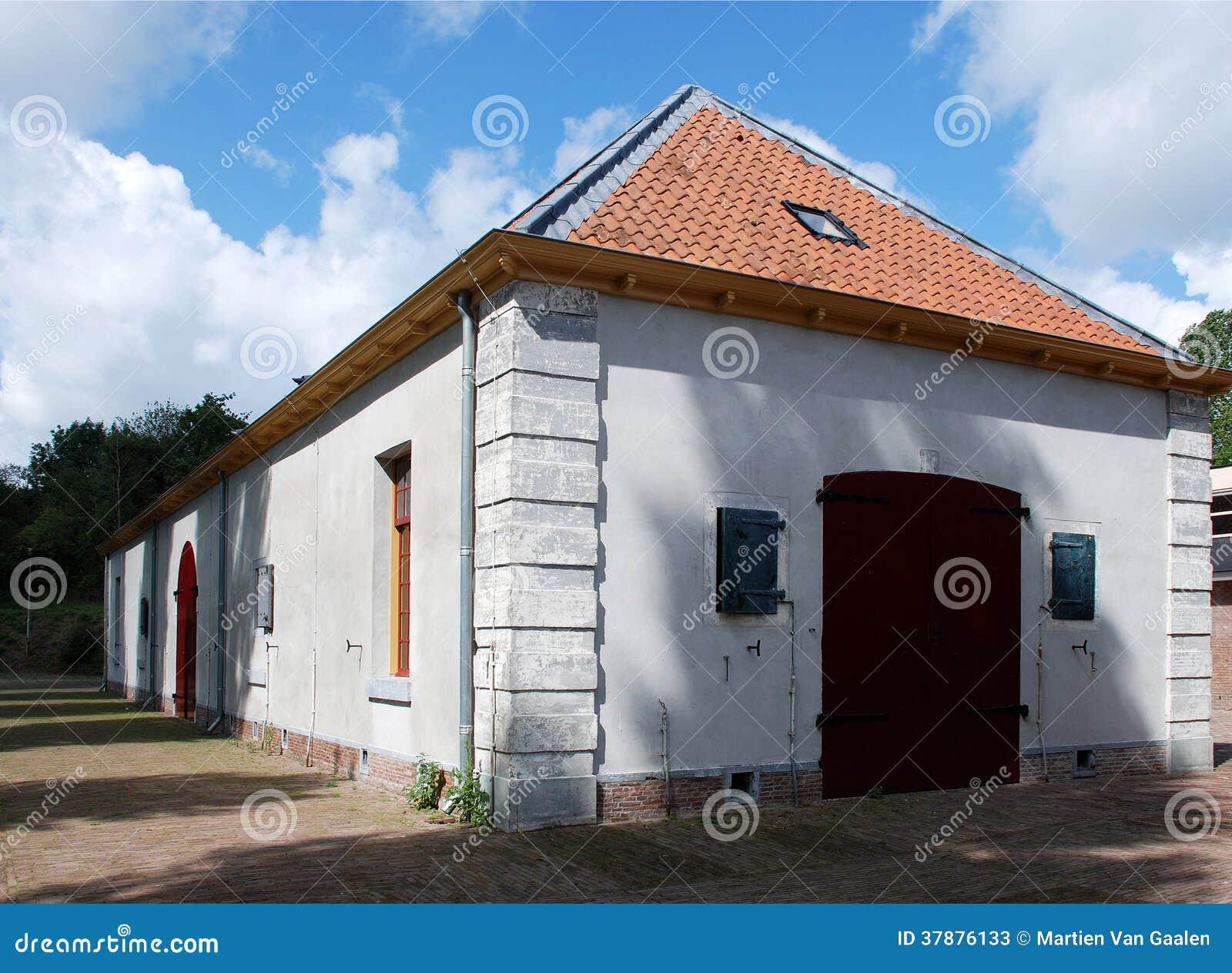 堡垒Wierickerschans。