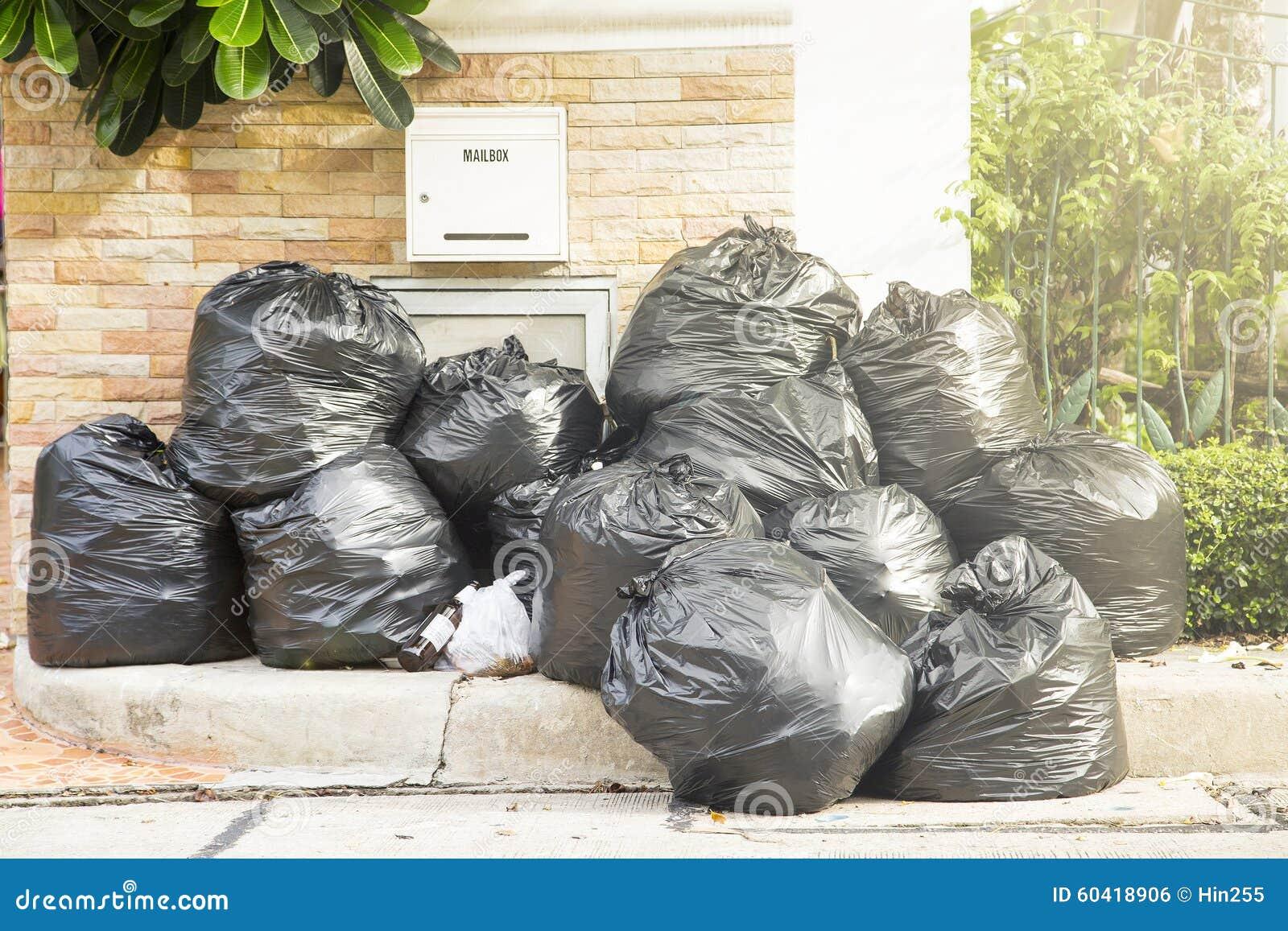 塑料垃圾袋