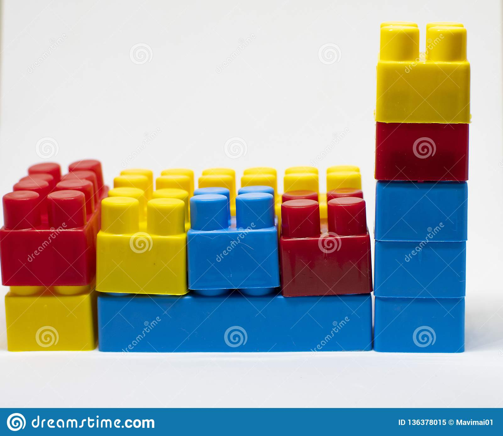 塑料玩具积木