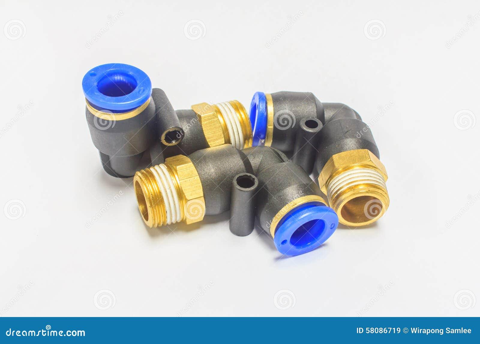 塑料管子连接器