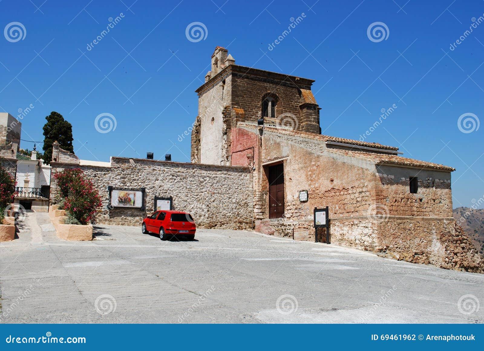 塔小山教会,阿洛拉