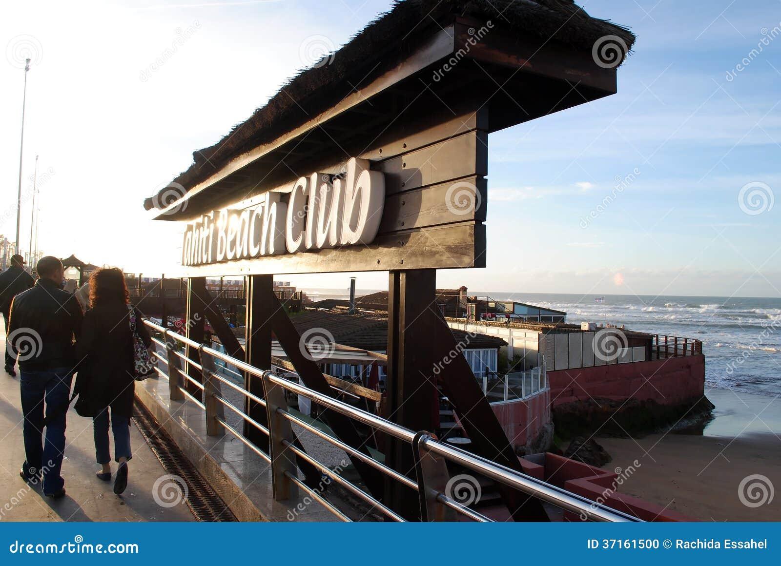 塔希提岛海滩俱乐部