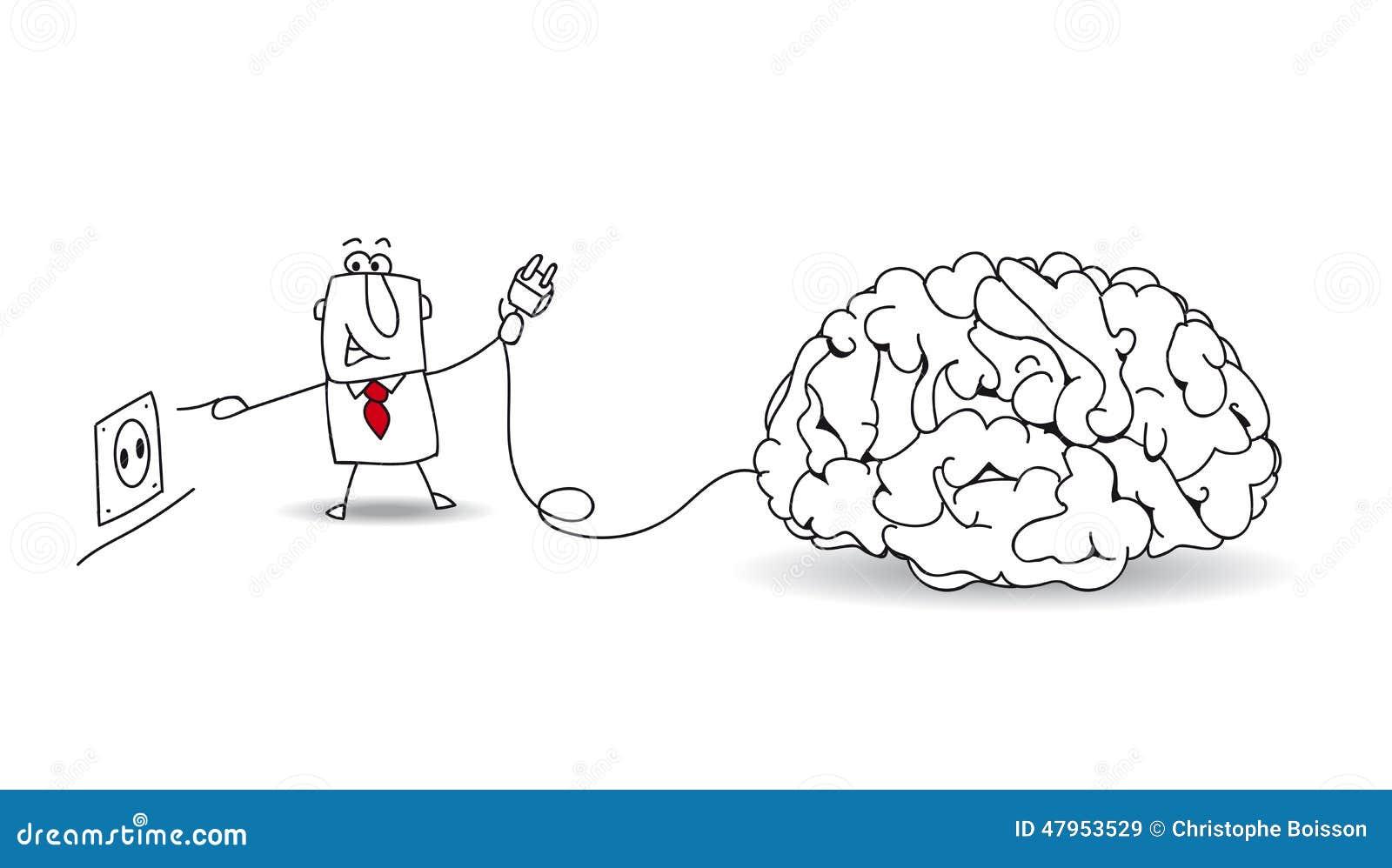 塞住您的脑子