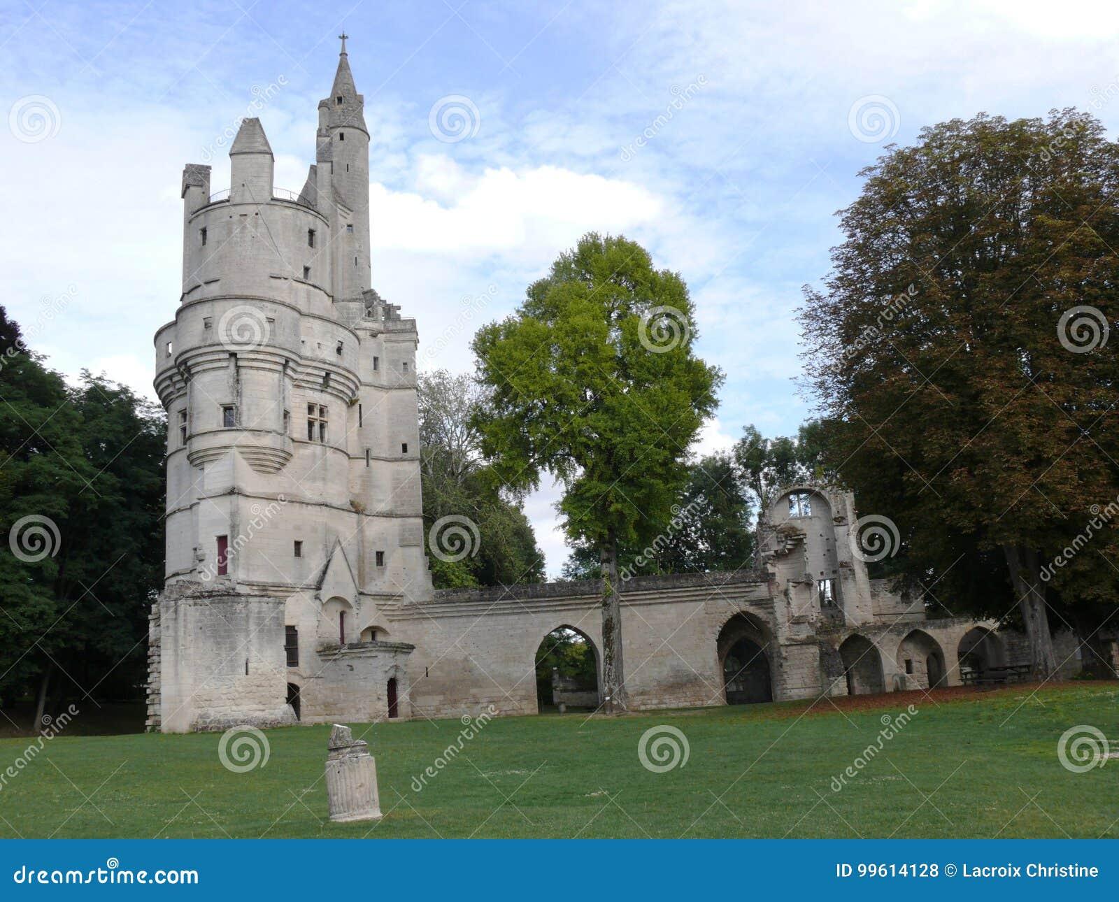 塞普蒙土牢在13世纪修造了