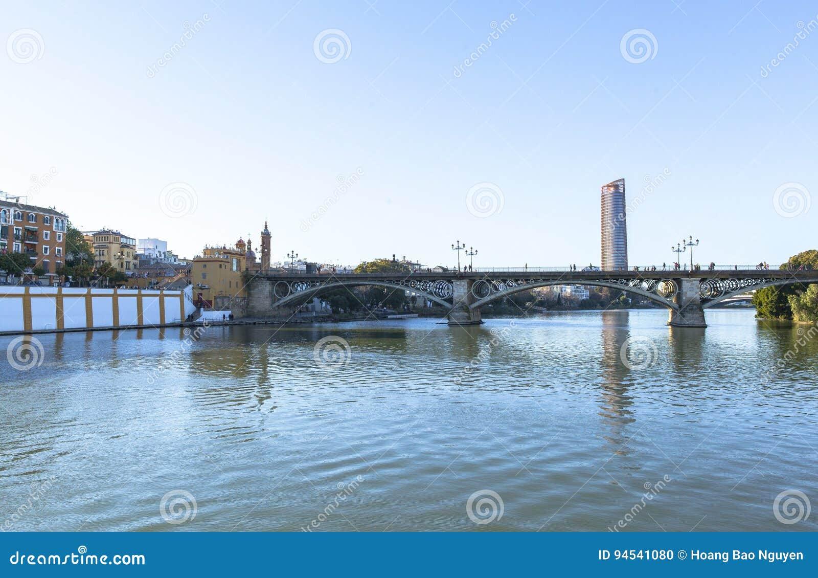 塞维利亚的,西班牙瓜达尔基维尔河河