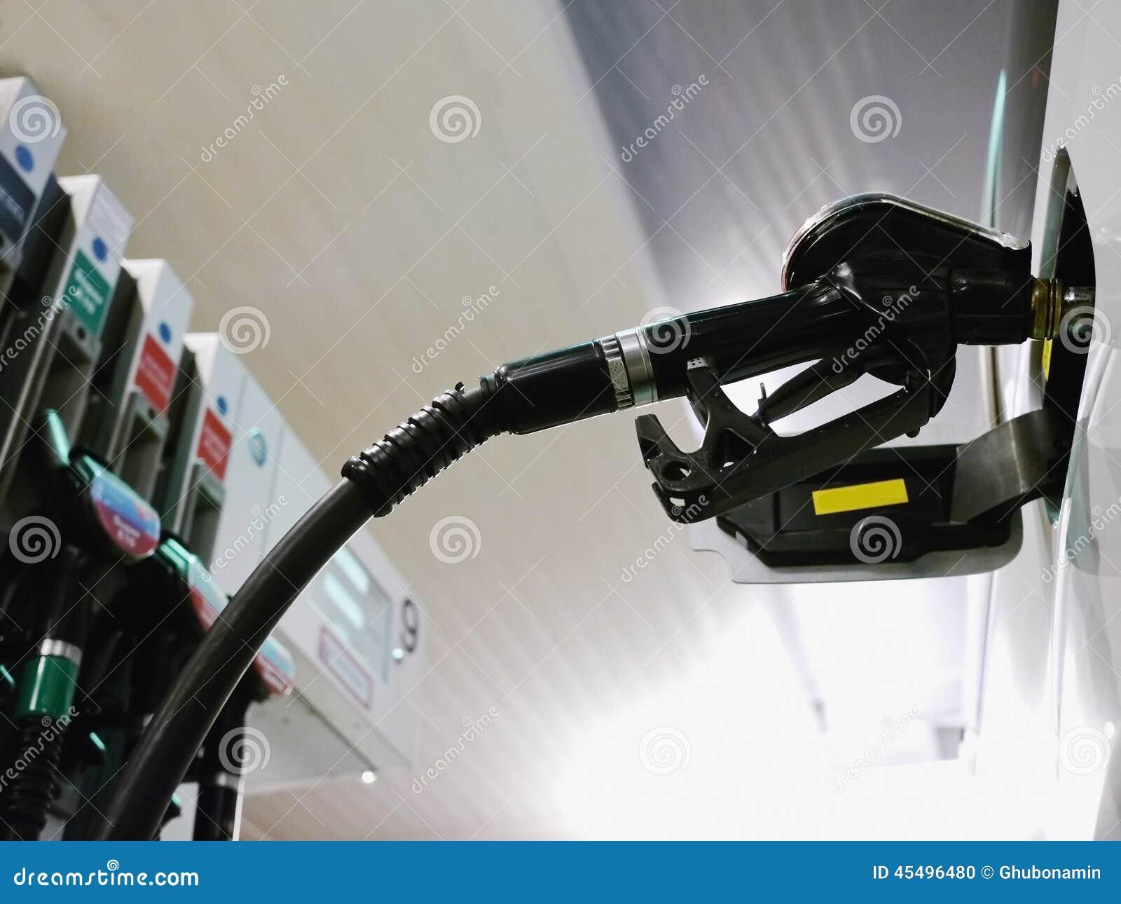 填装汽车用气体