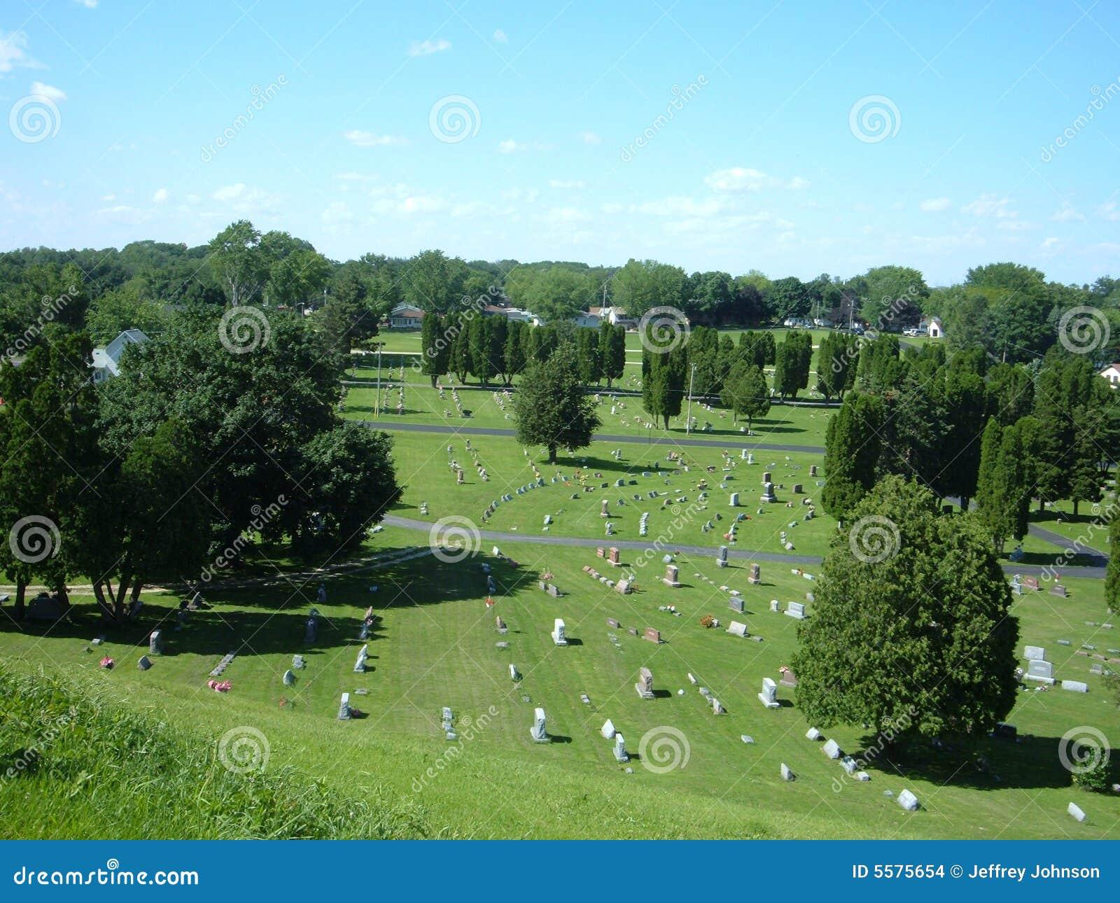 墓地伊利诺伊