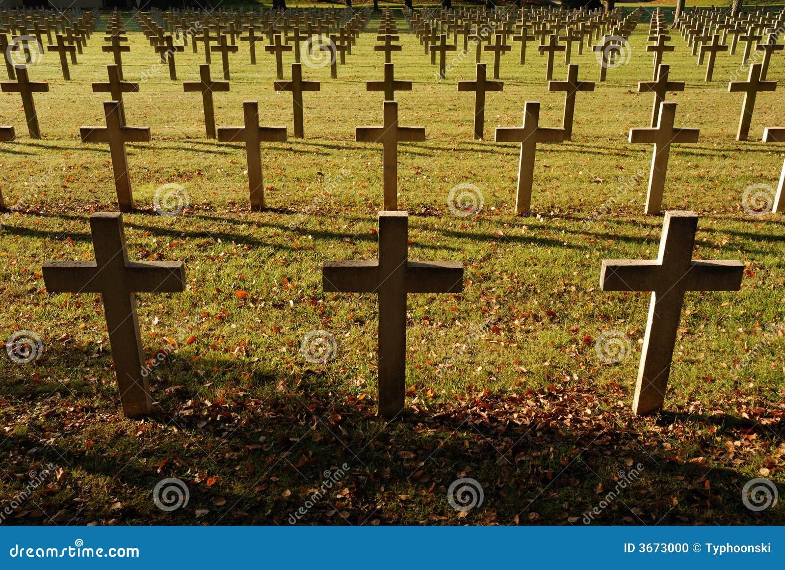 墓地克服法国战士