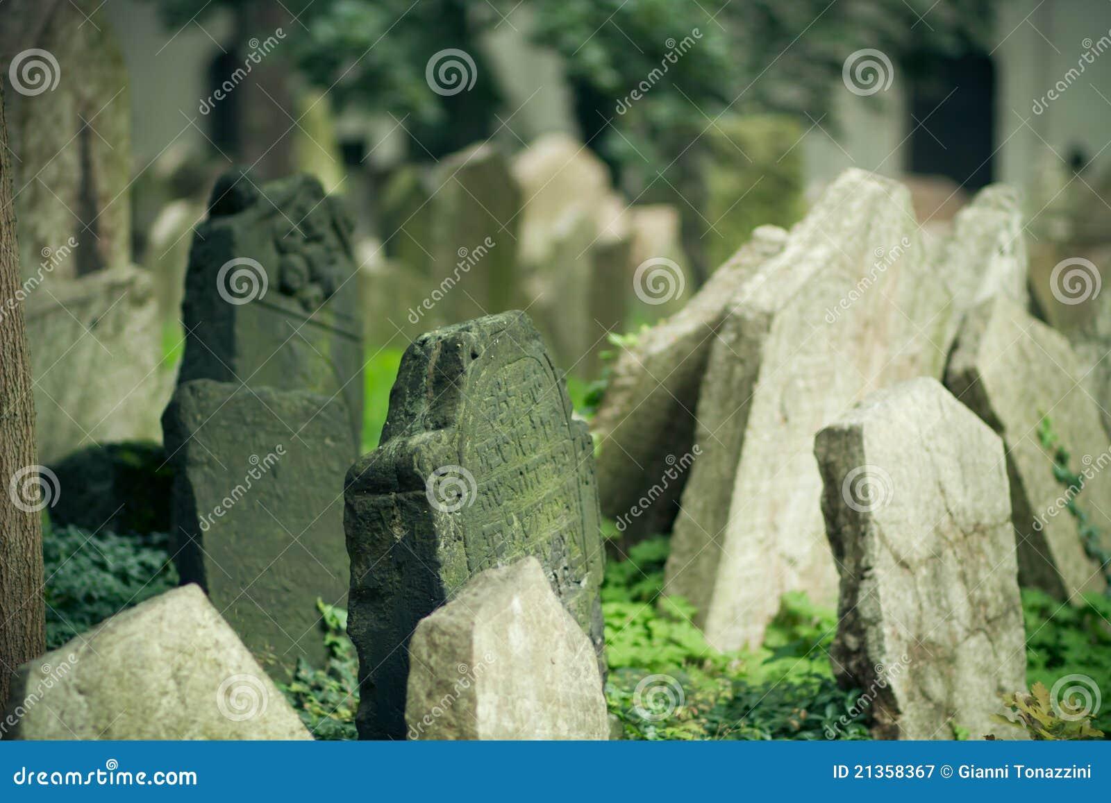 墓地犹太老布拉格