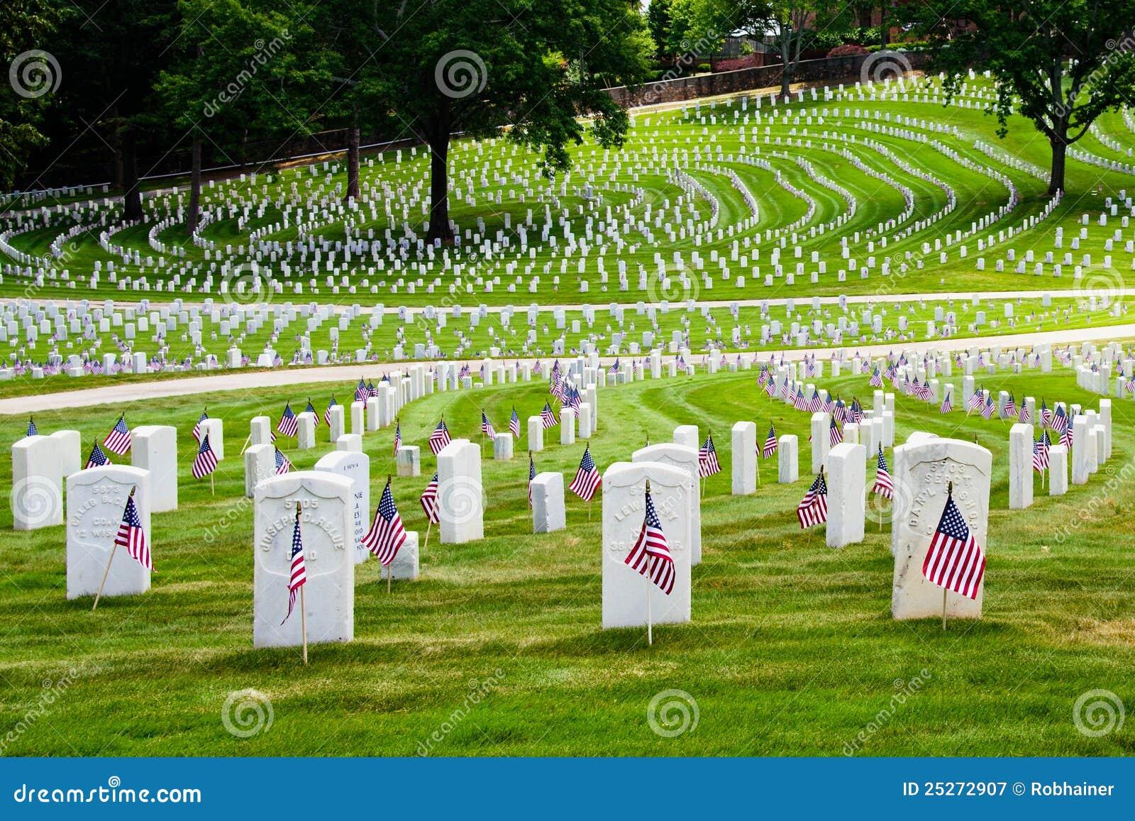 墓地s u退伍军人战争