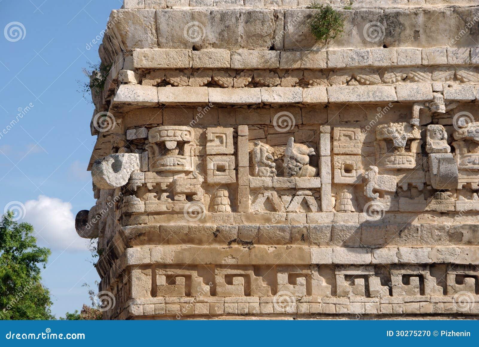Chichen Itza寺庙