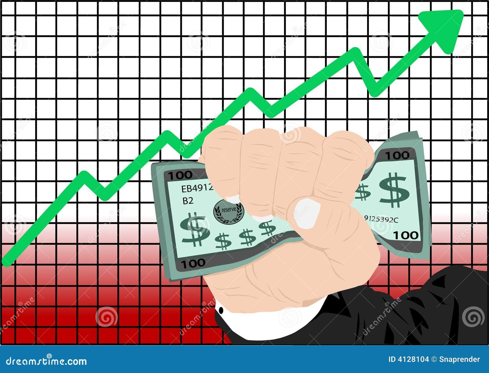 增加市场股票