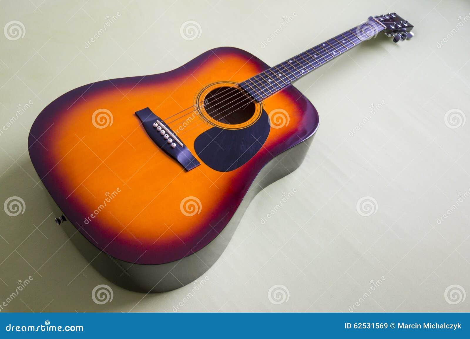 墨西哥声学吉他