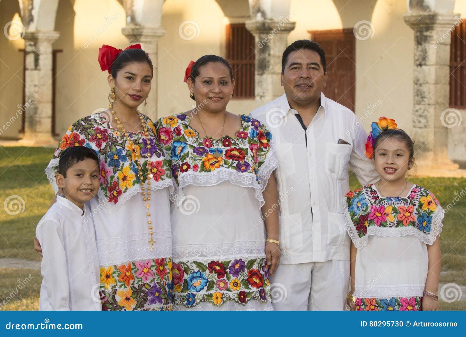 墨西哥家庭