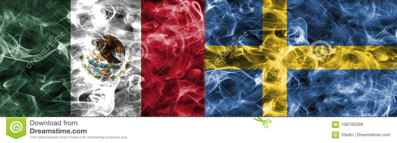 墨西哥对瑞典烟旗子,小组F,国际足球联合会橄榄球世界杯20
