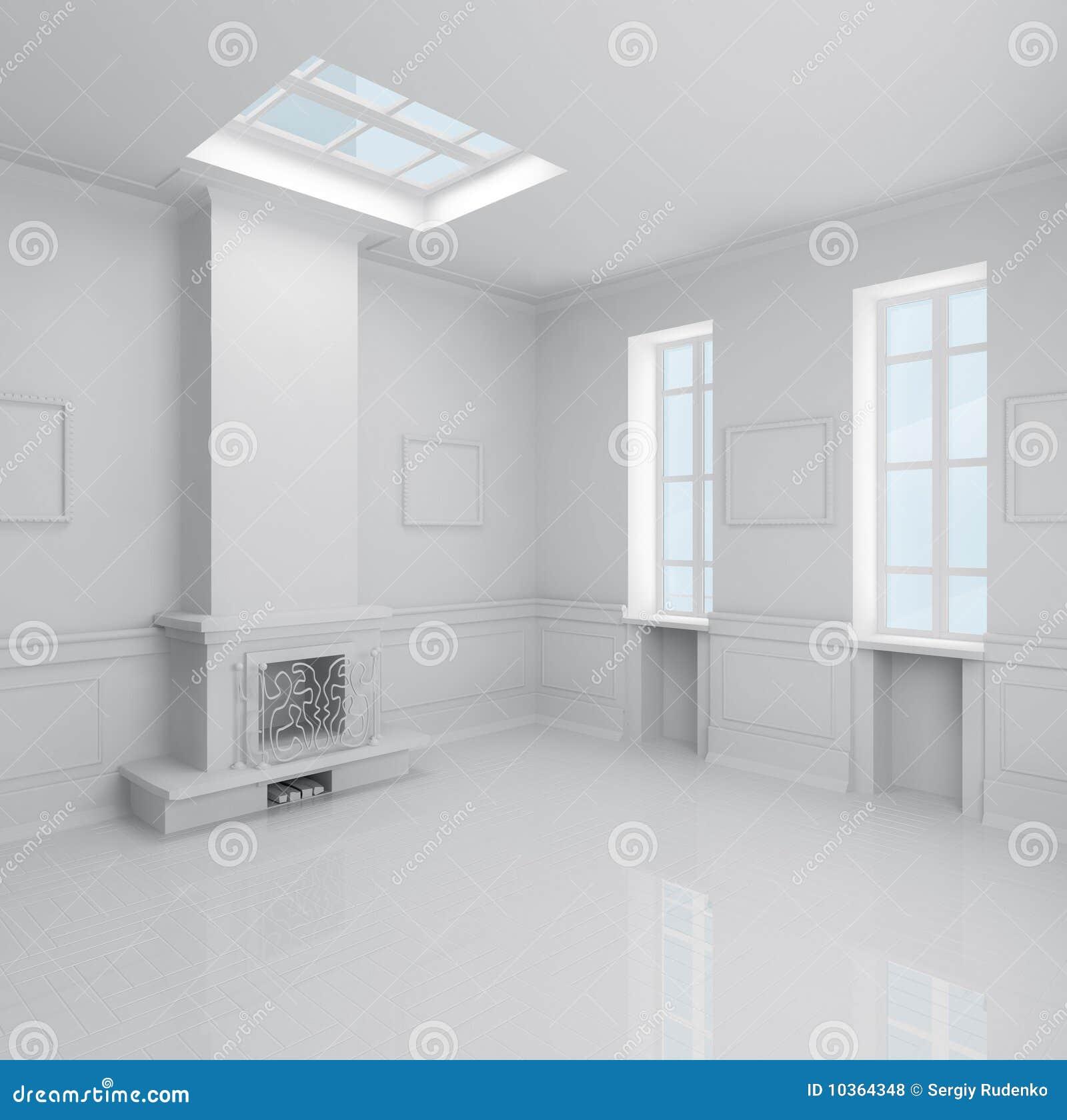 壁炉大厅房子大新