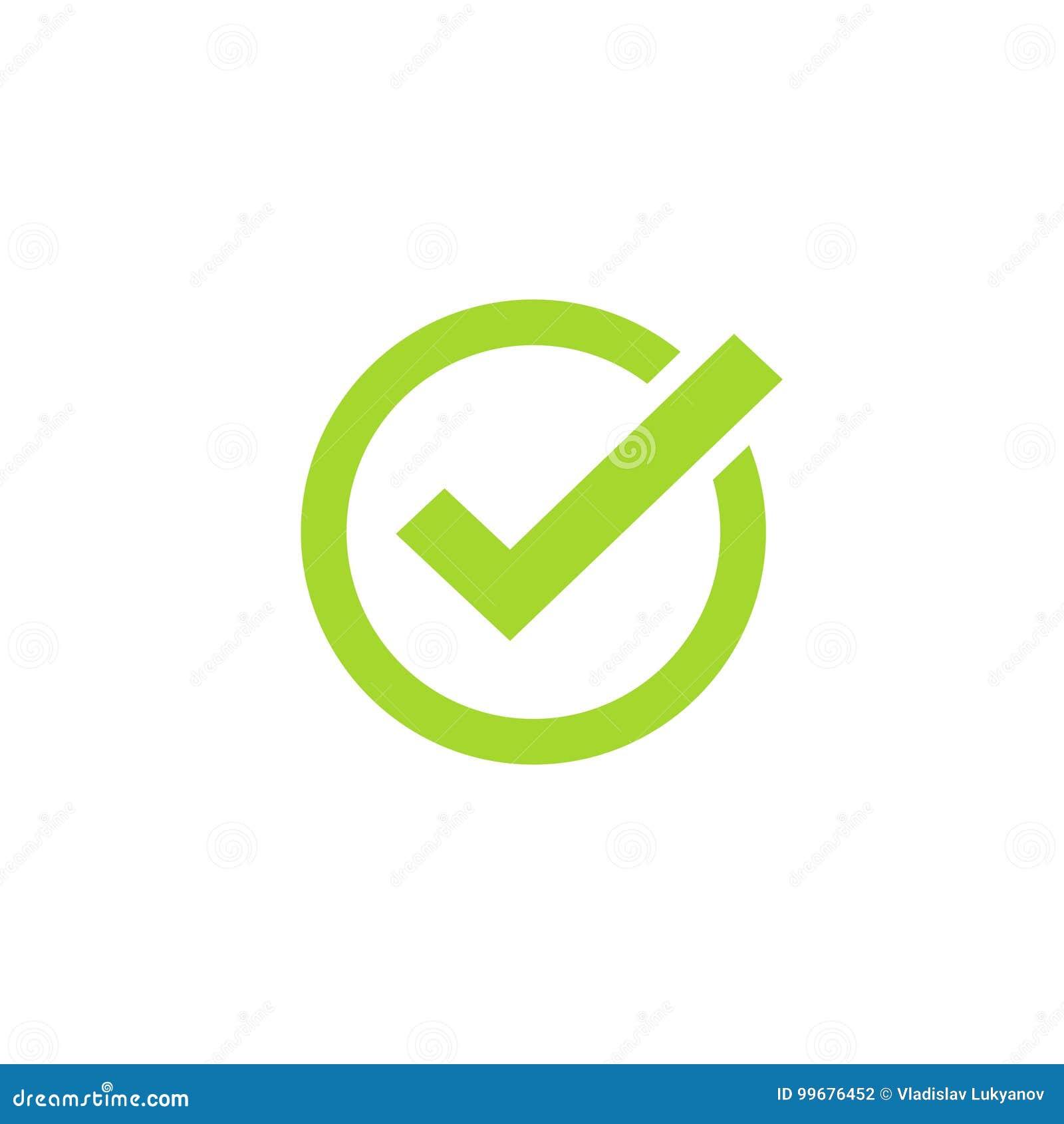 壁虱象传染媒介标志、绿色检查号被隔绝的,被检查的象或者正确挑选标志