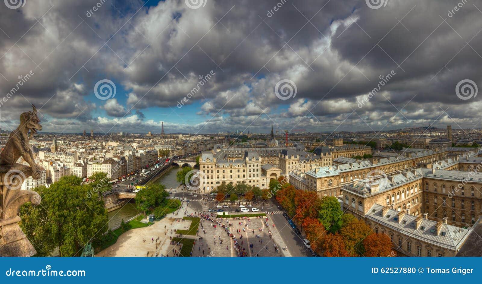 壮观的巴黎